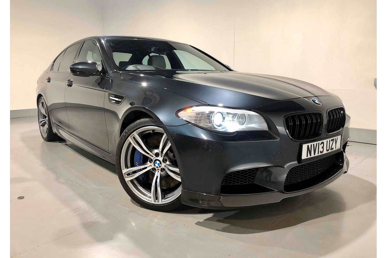 BMW 5 Series M5 Saloon 4.4 Automatic Petrol