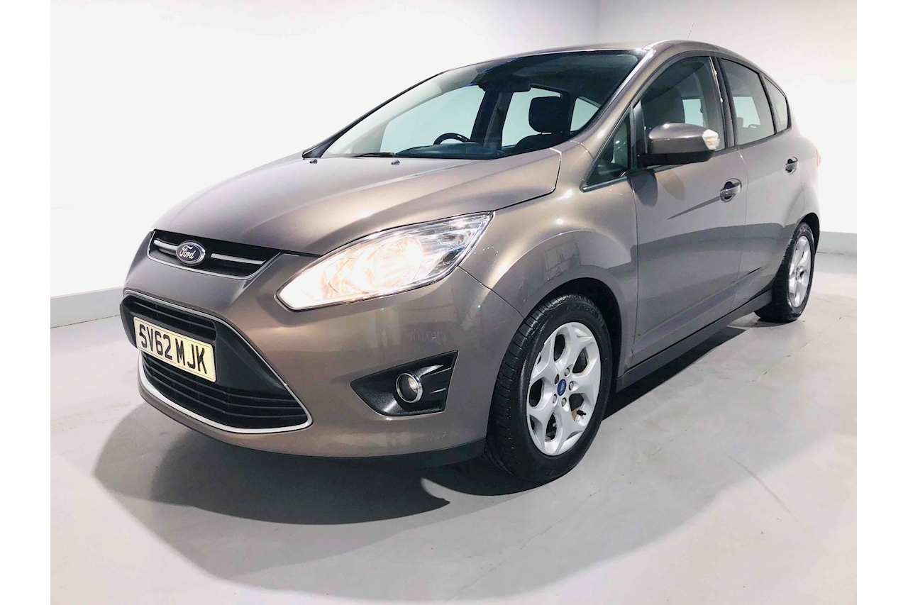 Ford C-Max Zetec Mpv 1.6 Manual Petrol