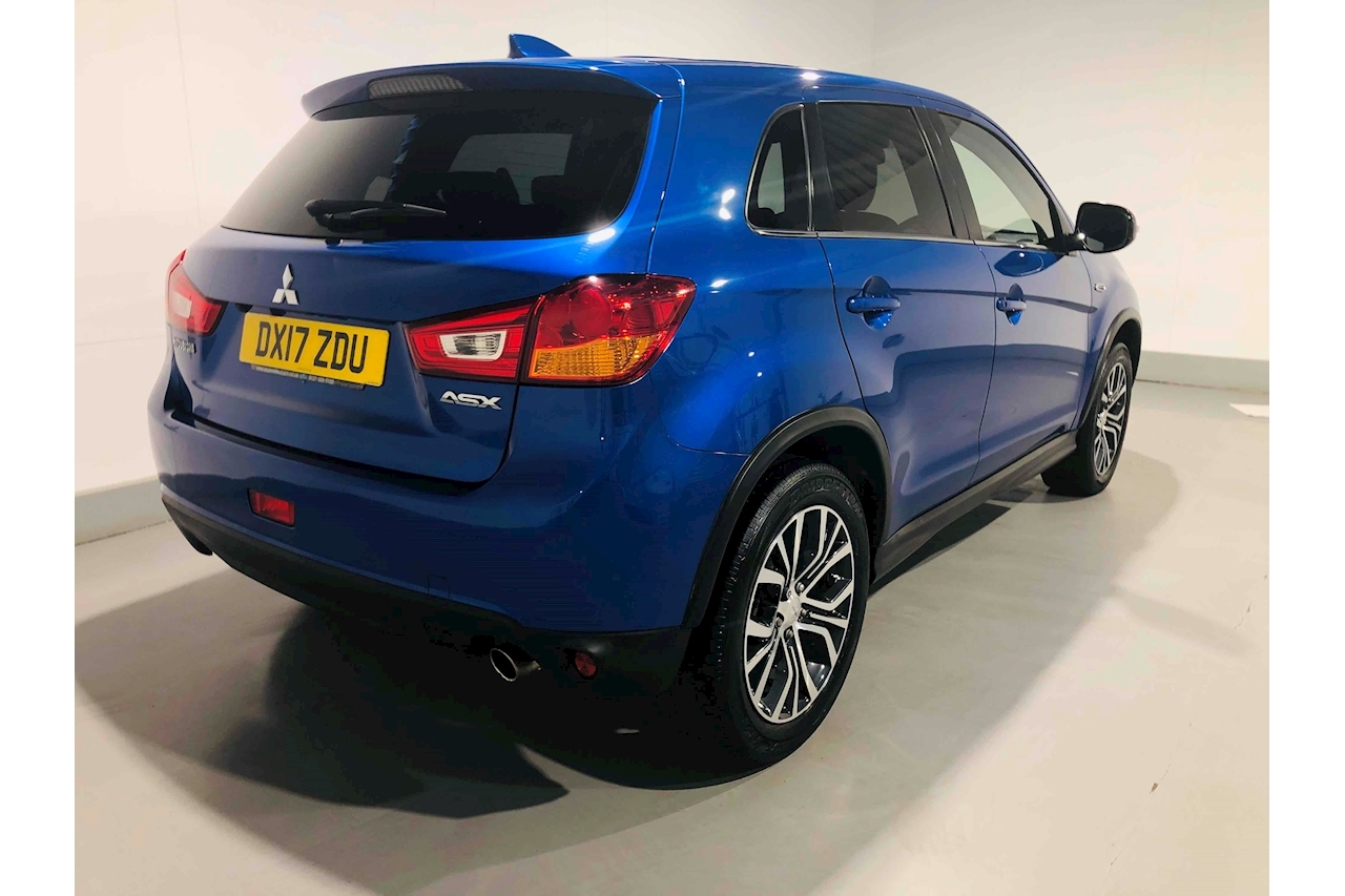 Mitsubishi Asx 3 Hatchback 1.6 Manual Petrol