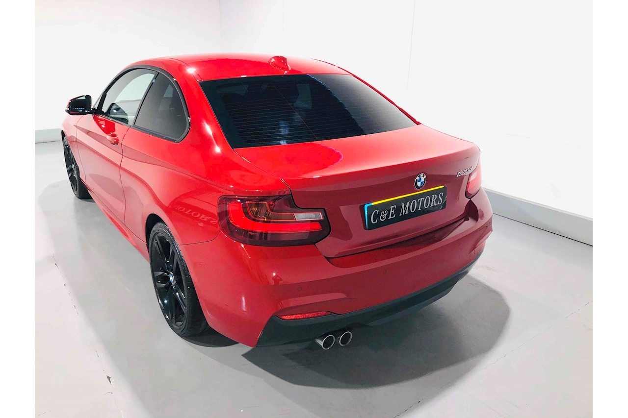 BMW 2 Series 220D M Sport Coupe 2.0 Automatic Diesel