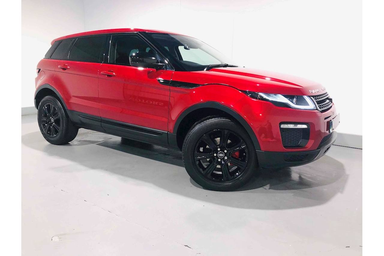 Land Rover Range Rover Evoque Ed4 Se Tech Estate 2.0 Manual Diesel