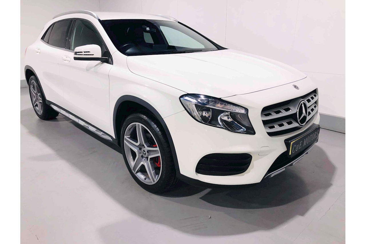 Mercedes-Benz Gla-Class Gla 200 D Amg Line Estate 2.1 Manual Diesel