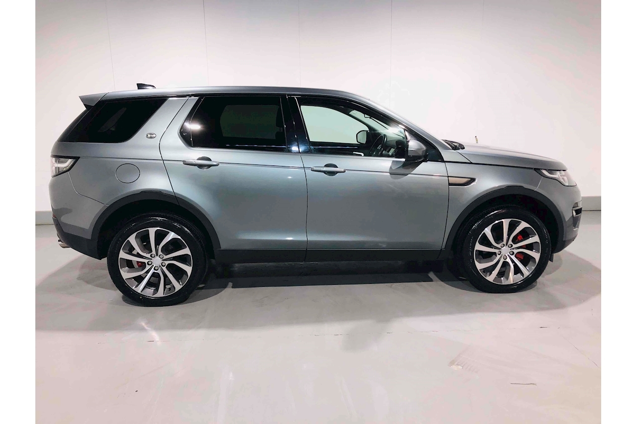 Land Rover Discovery Sport Td4 Se Tech Estate 2.0 Manual Diesel