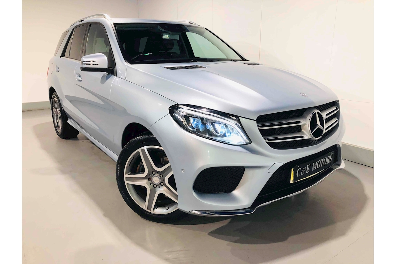 Mercedes-Benz Gle-Class Gle 350 D 4Matic Amg Line Estate 3.0 Automatic Diesel