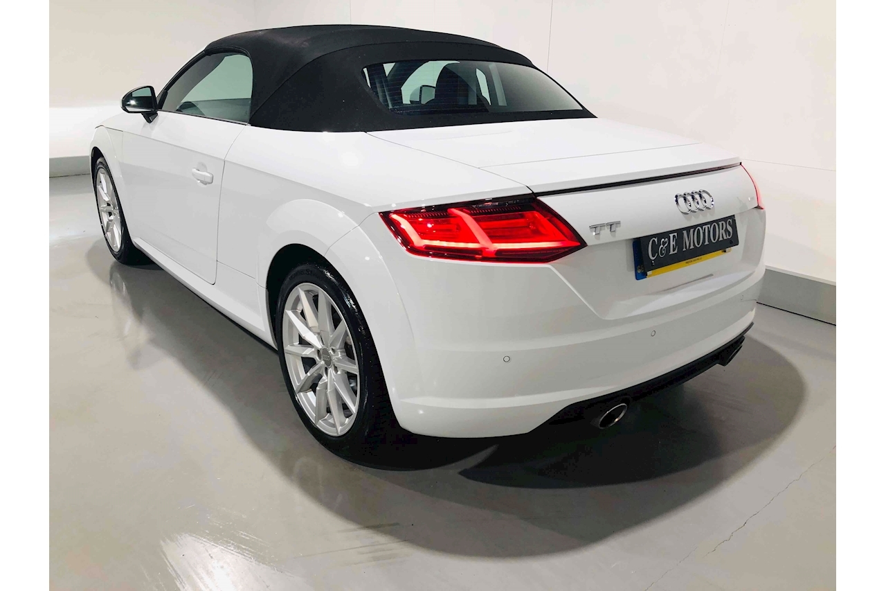 Audi TT Sport Roadster 2.0 Manual Diesel