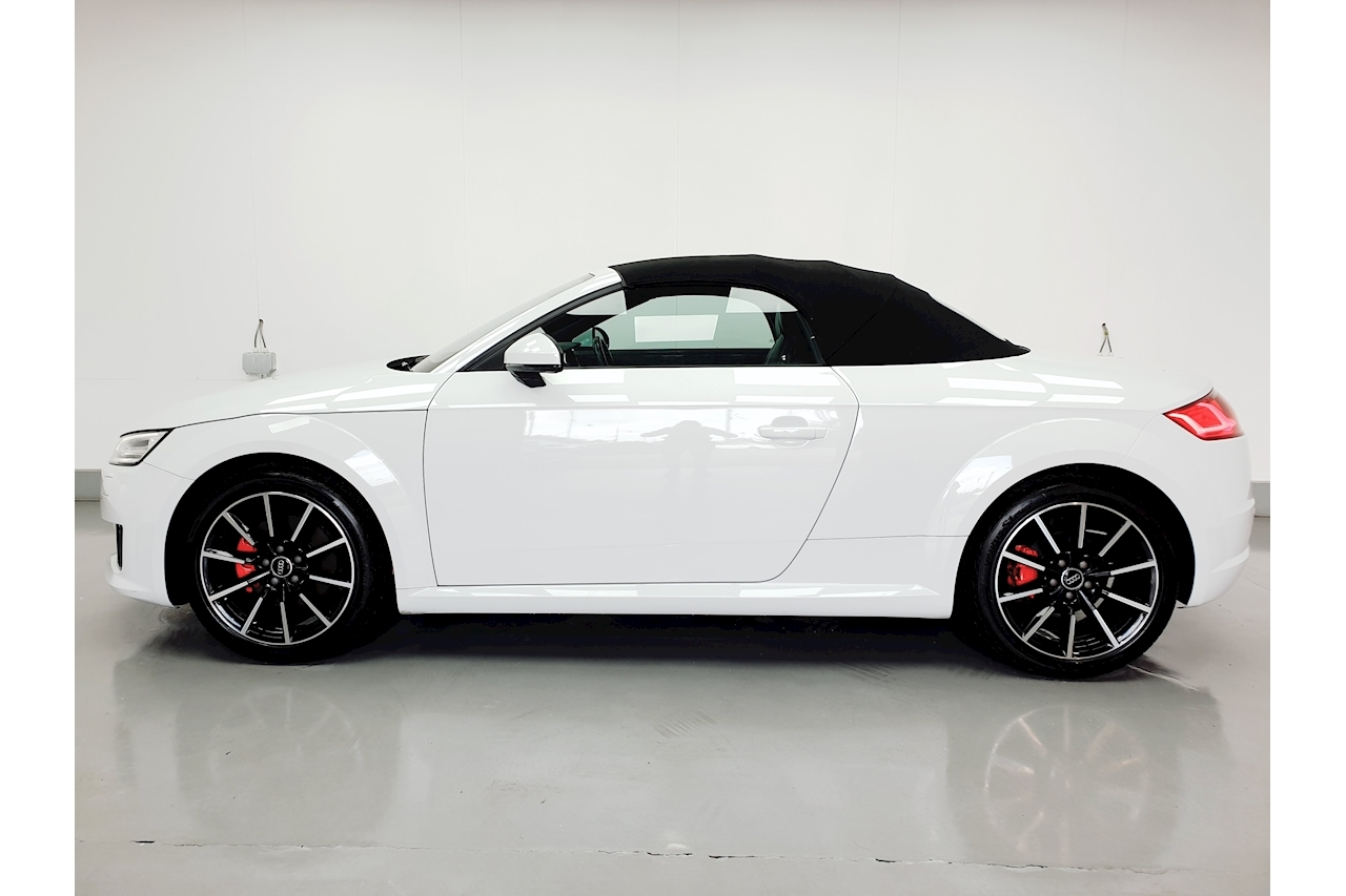 TT Sport Roadster 2.0 Manual Diesel