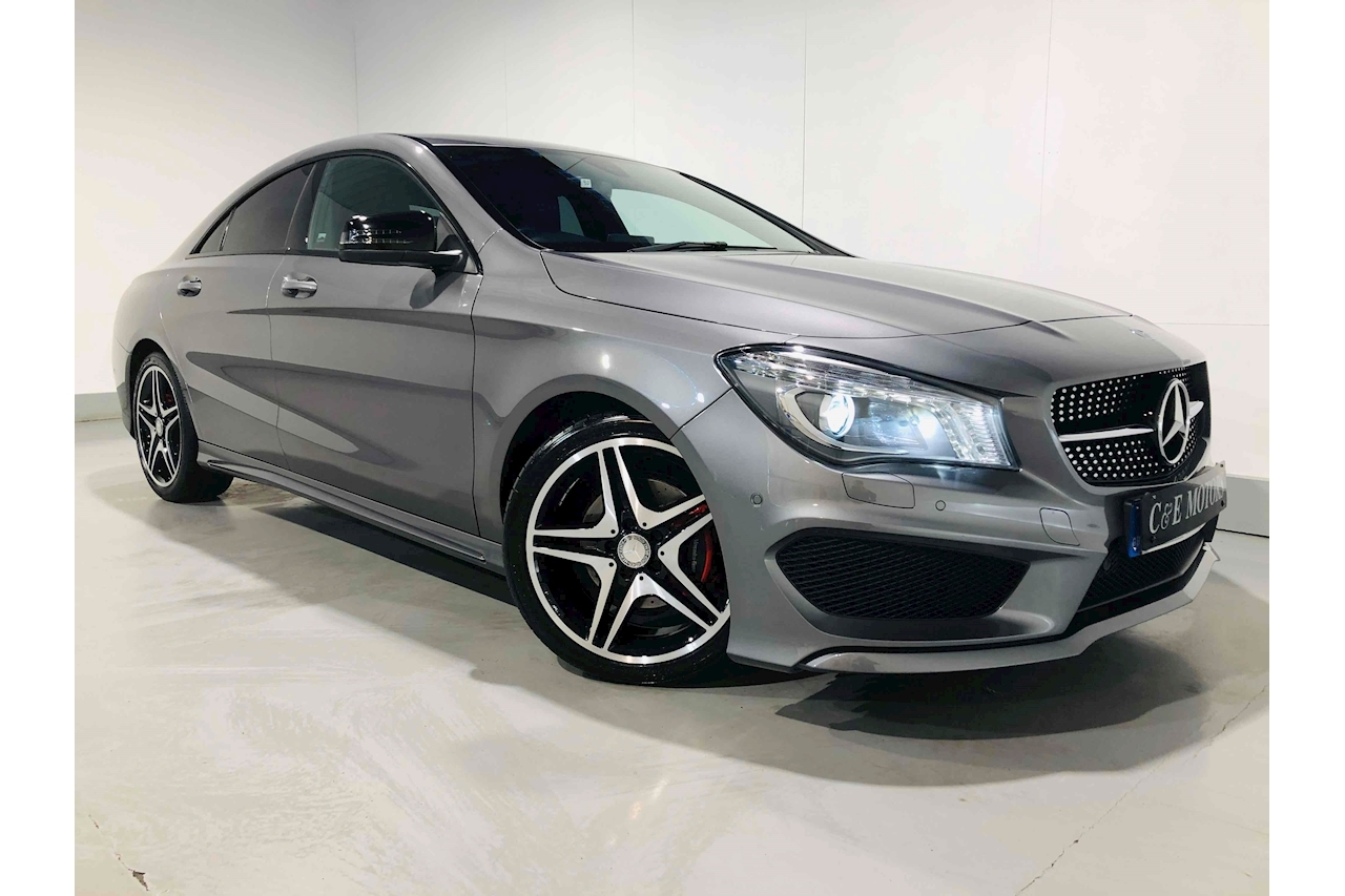 Mercedes-Benz CLA Class AMG Sport Coupe 2.1 Manual Diesel