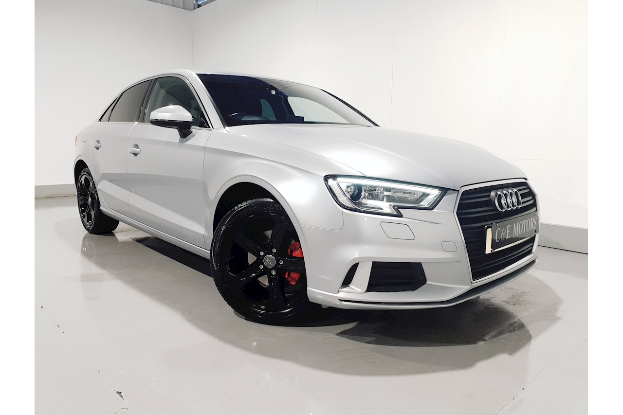 Audi A3 Sport Saloon 1.4 Manual Petrol