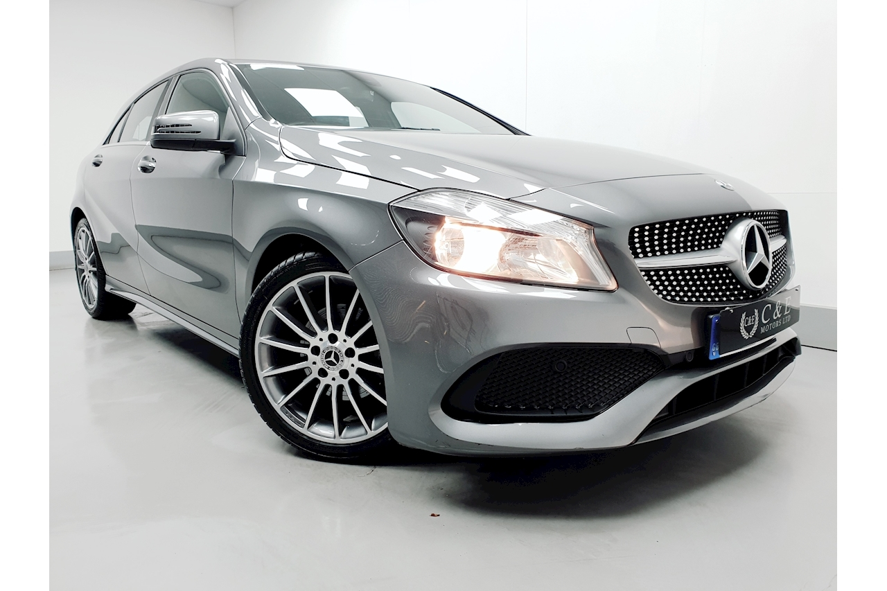 Mercedes-Benz A Class AMG Line Hatchback 1.5 Manual Diesel