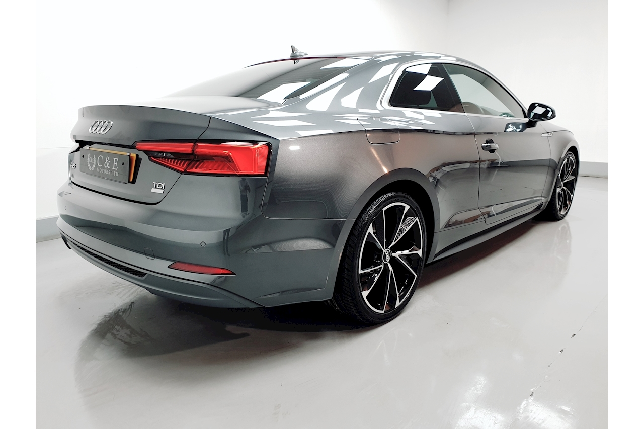 Audi A5 S line Coupe 2.0 Manual Diesel