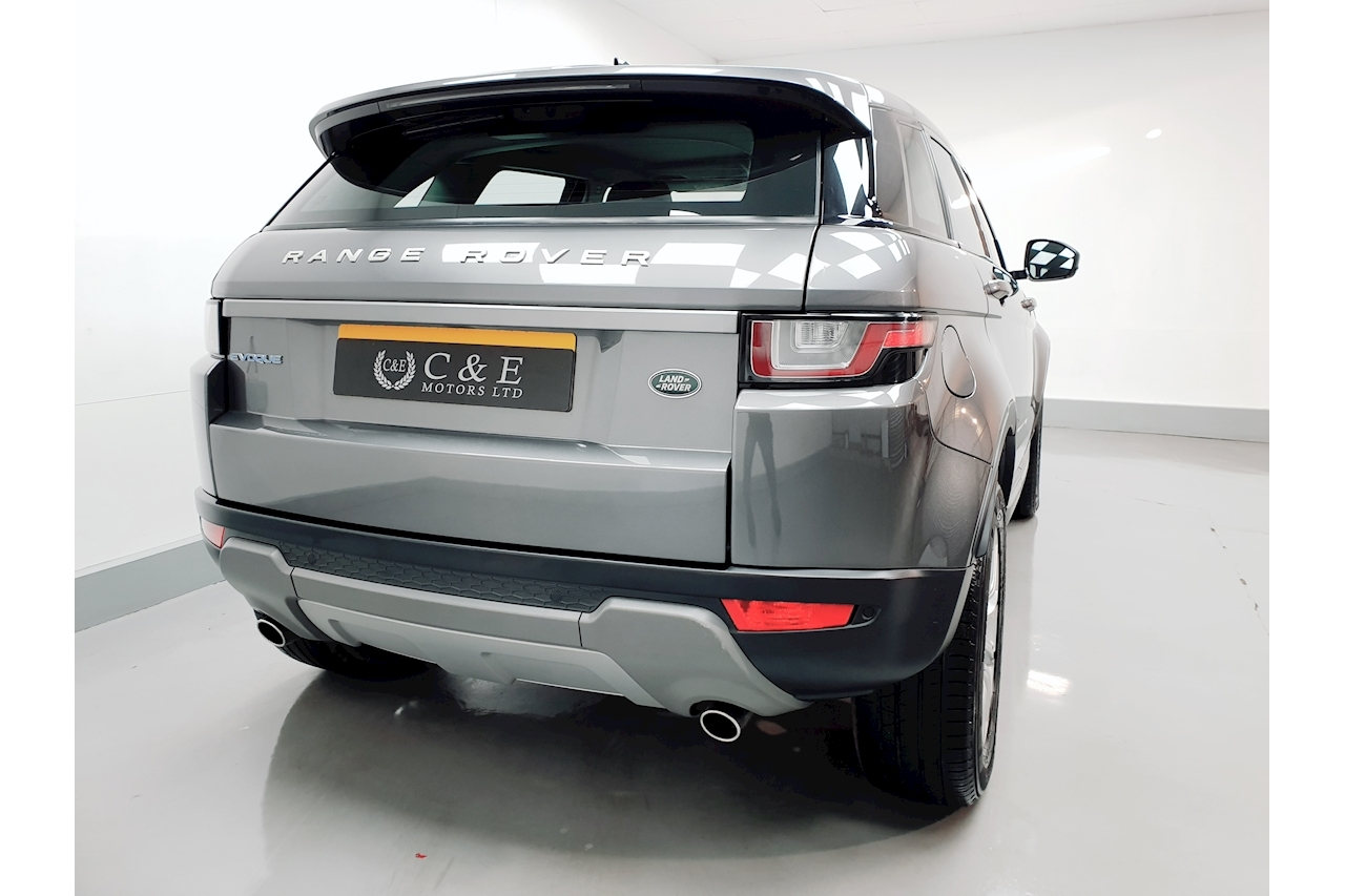 Land Rover Range Rover Evoque SE SUV 2.0 Manual Diesel
