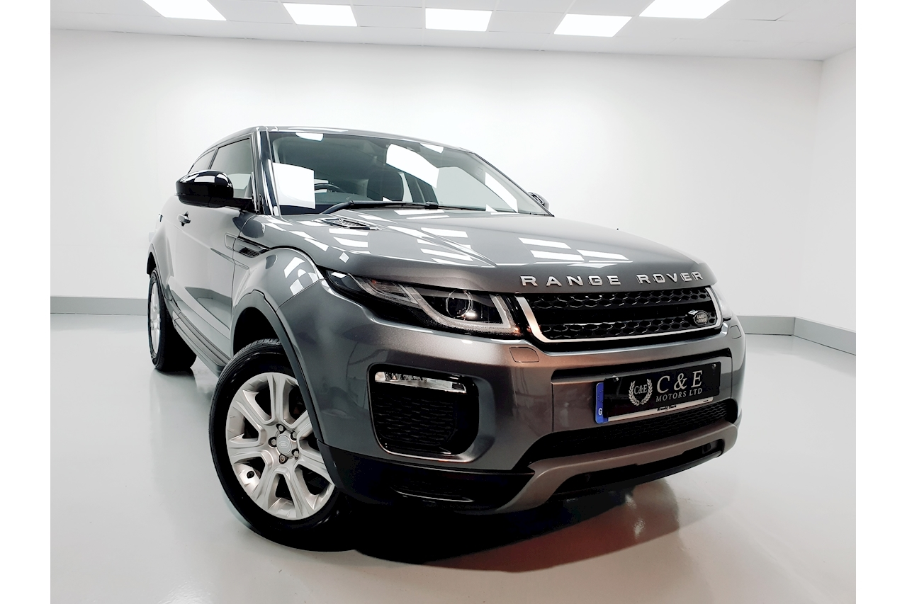 Land Rover 2.0 eD4 SE Tech Coupe 3dr Diesel (s/s) (150 ps)