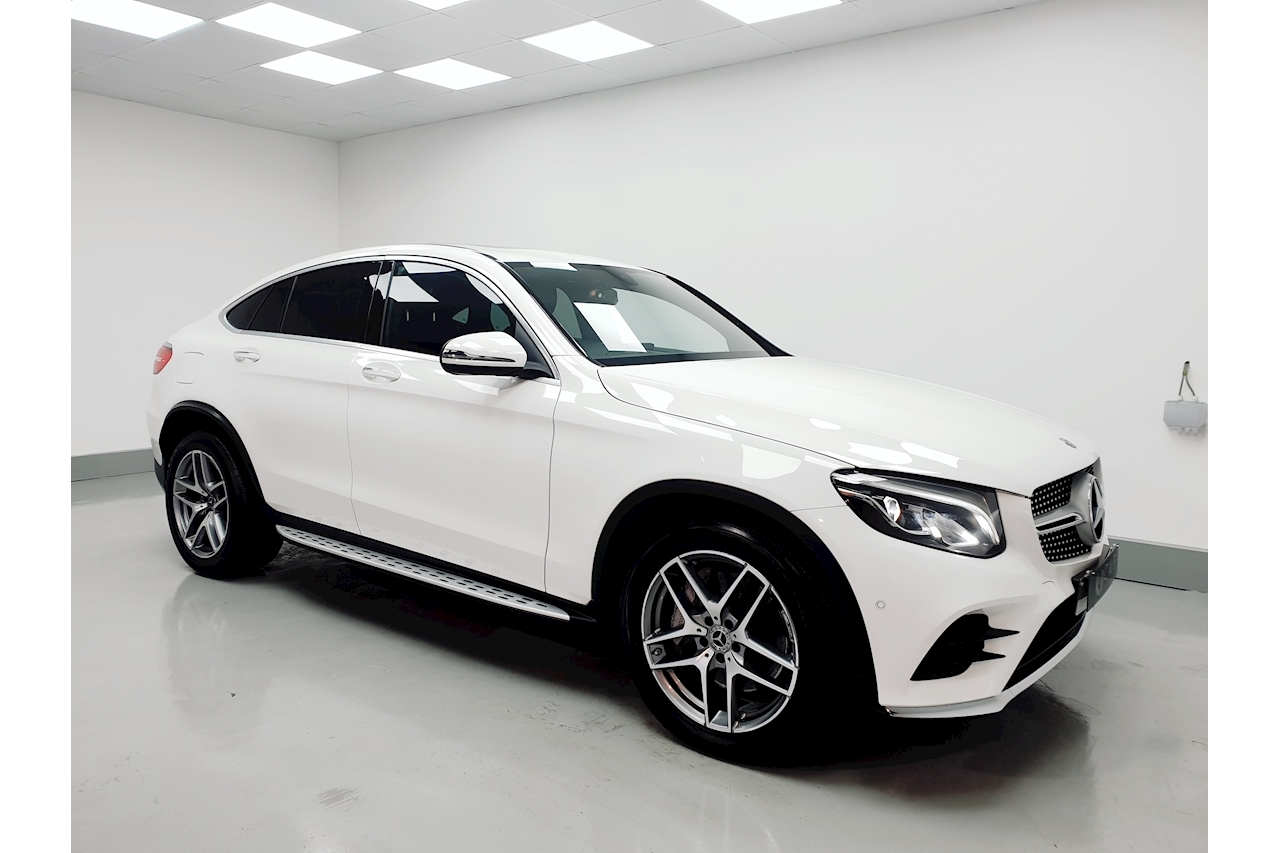 Mercedes Glc-Class Glc 220 D 4Matic Amg Line Premium Coupe 2.1 Automatic Diesel