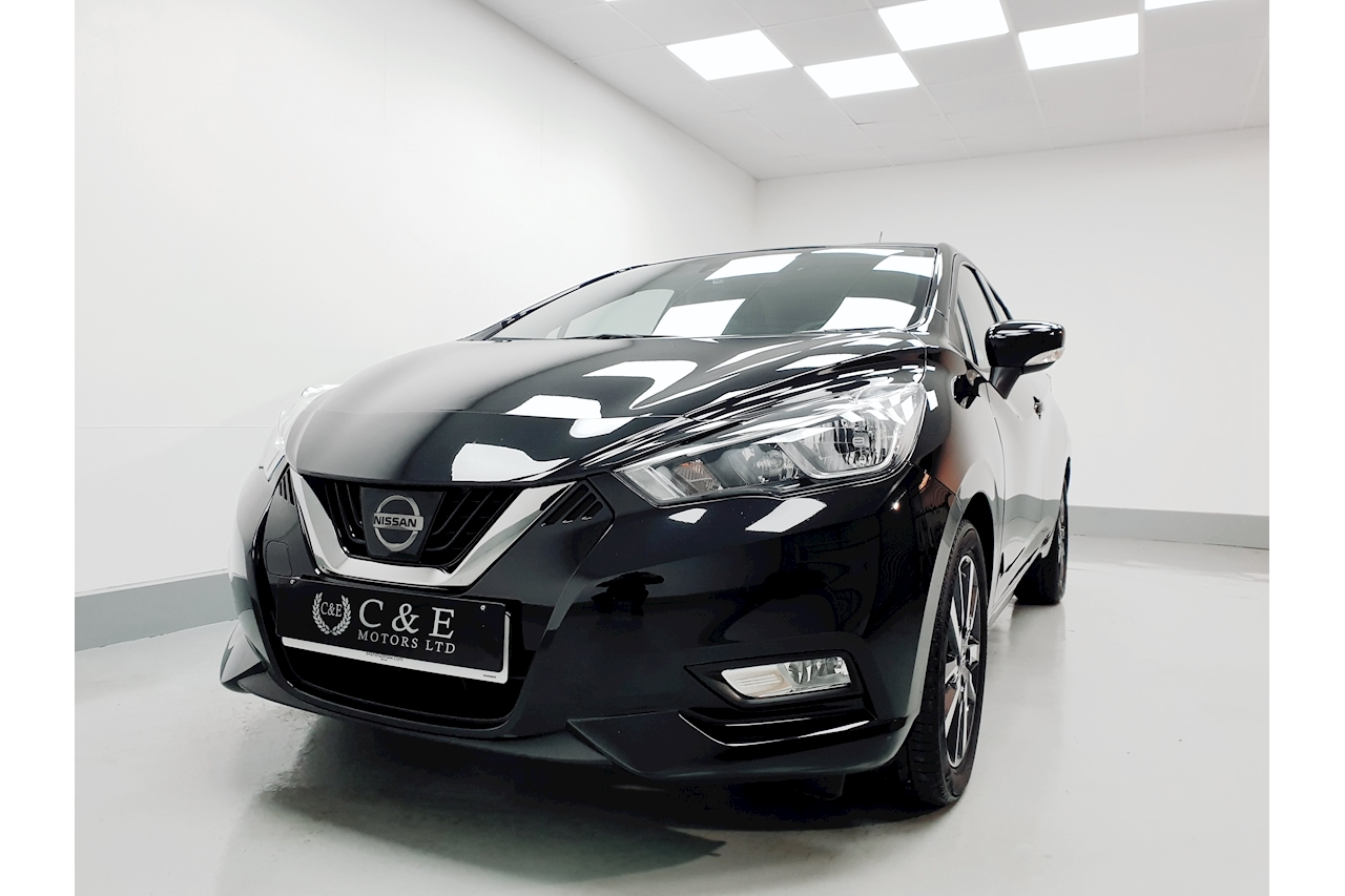 Nissan 0.9 IG-T Acenta Limited Edition Hatchback 5dr Petrol Manual (s/s) (90 ps)