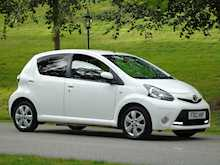 Aygo Vvt-I Fire Ac Hatchback 1.0 Manual Petrol