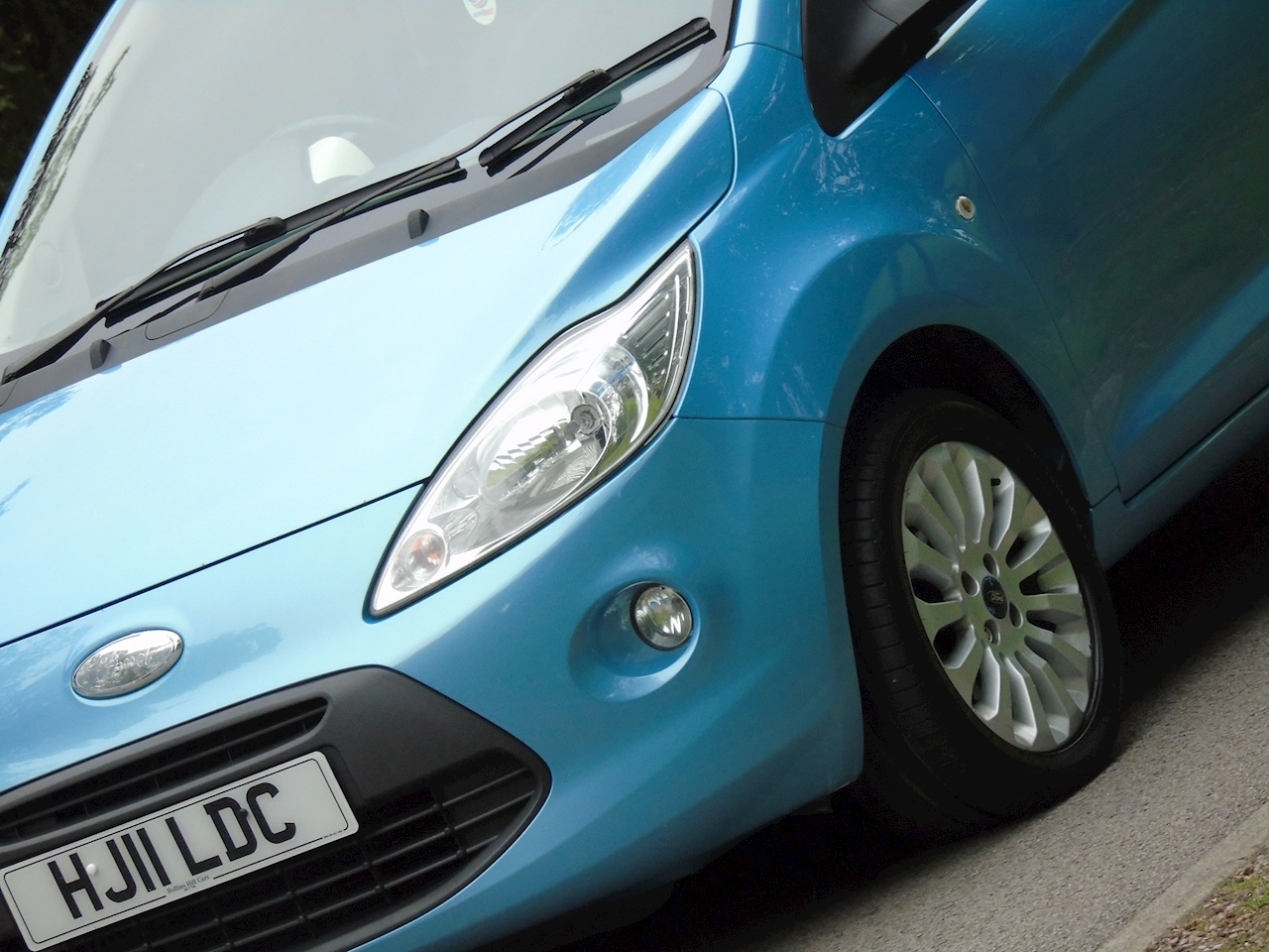 Ford Ka Zetec Tdci Hatchback   Manualsel Vehicle Details Hollins Hill Cars