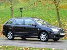 Fabia Elegance Tdi Estate 1.9 Manual Diesel