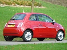 500 500 Colour Therapy Hatchback 1.2 Manual Petrol