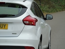 Focus Zetec Hatchback 1.0 Manual Petrol
