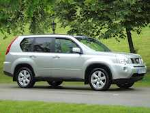 X-Trail Dci Aventura Explorer Estate 2.0 Manual Diesel