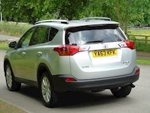 Rav4 D-4D Icon Estate 2.2 Automatic Diesel