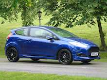 Fiesta Zetec S Hatchback 1.0 Manual Petrol