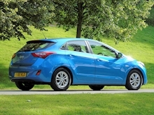 I30 Crdi Se Blue Drive Hatchback 1.6 Manual Diesel
