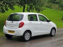 Celerio Sz2 Hatchback 1.0 Manual Petrol