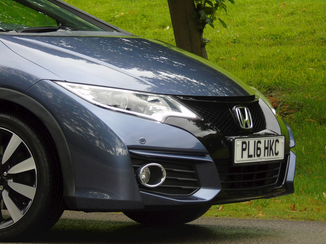 Civic I-Vtec Se Plus Tourer Estate 1.8 Automatic Petrol