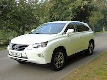 Rx 450H Luxury Estate 3.5 Cvt Petrol/Electric