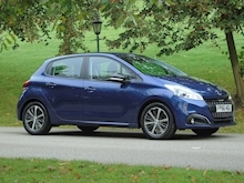 208 Active Design Menthol Hatchback 1.2 Manual Petrol