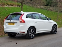 Xc60 D4 R-Design Lux Nav Awd Estate 2.4 Manual Diesel