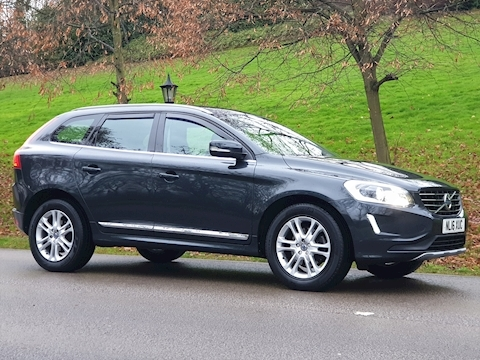 Volvo Xc60 D5 Se Lux Nav Awd Estate 2.4 Manual Diesel