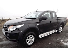 L200 Di-D 4Wd 4Life Club Cab Pick-Up 2.4 Manual Diesel