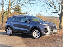 Sportage 2 Isg Estate 1.6 Manual Petrol
