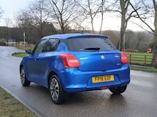 Swift Sz5 Boosterjet Shvs Hatchback 1.0 Manual Petrol