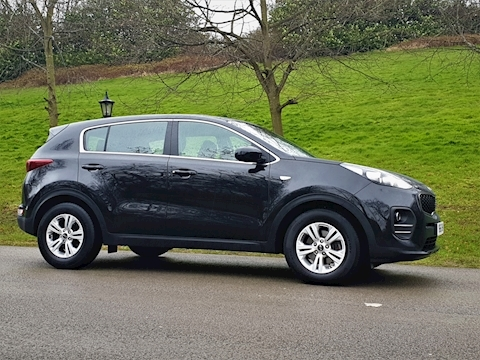 Kia Sportage Crdi 1 Isg Estate 1.7 Manual Diesel