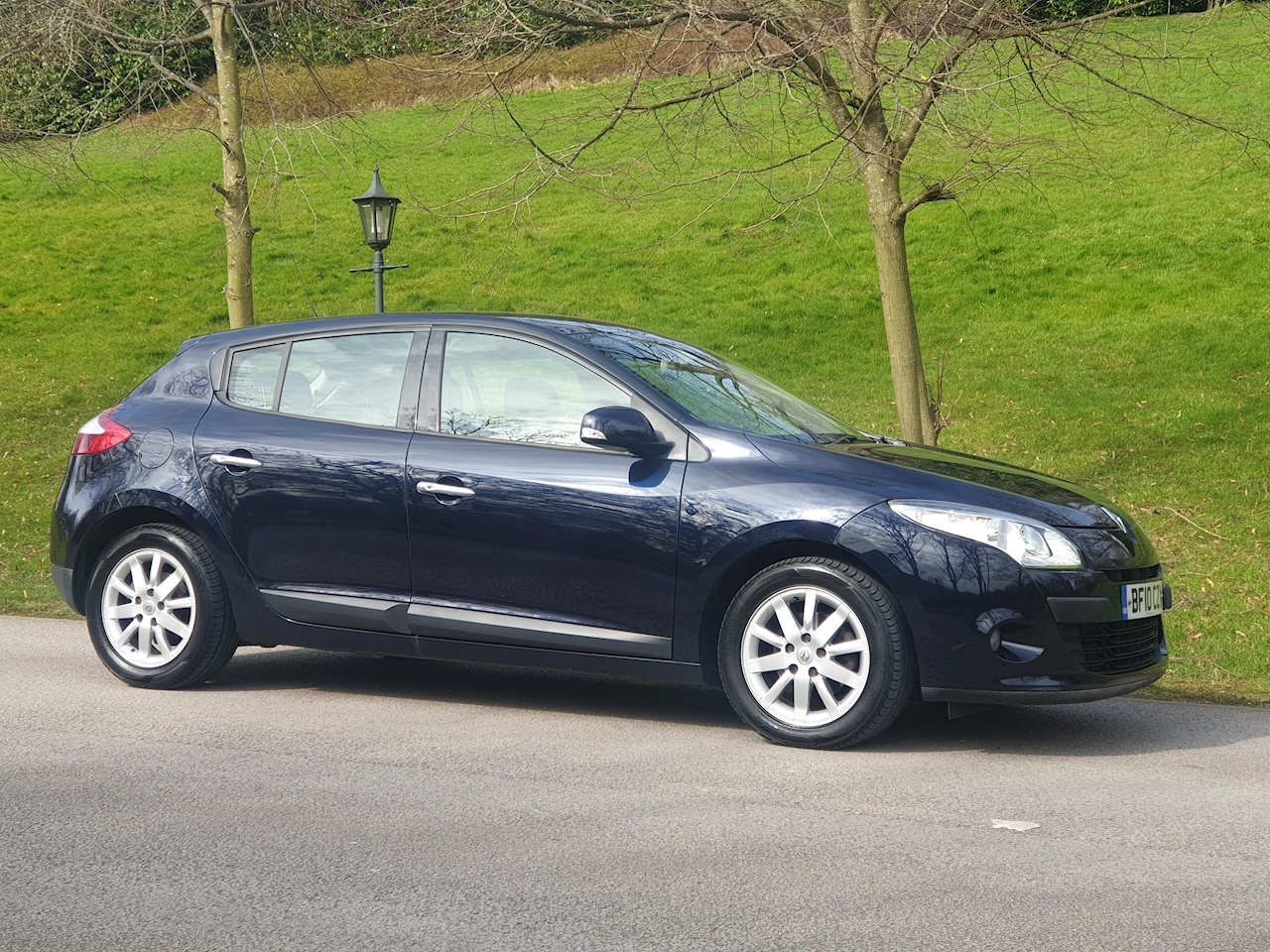 Megane Privilege Dci Hatchback 1.5 Manual Diesel