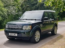 Discovery 4 HSE SUV 3.0 Automatic Diesel