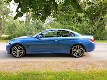 4 Series 430d M Sport Convertible Convertible 3.0 Automatic Diesel
