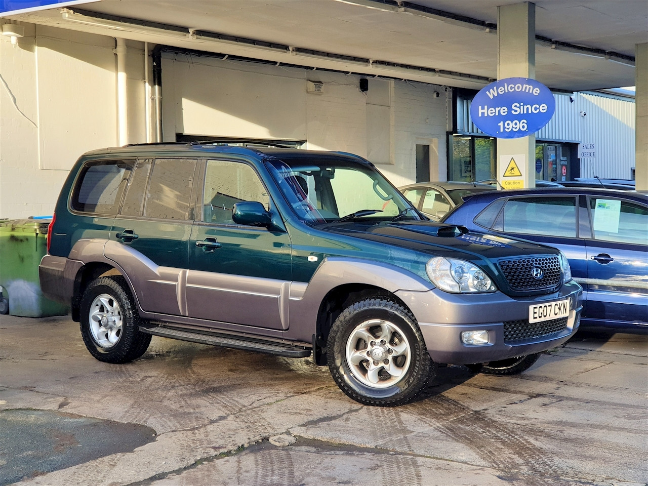 Terracan Limited Edition SUV 2.9 Automatic Diesel