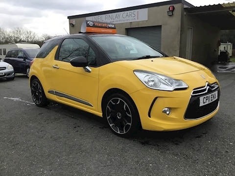 Ds3 Hdi Dsport Hatchback 1.6 Manual Diesel