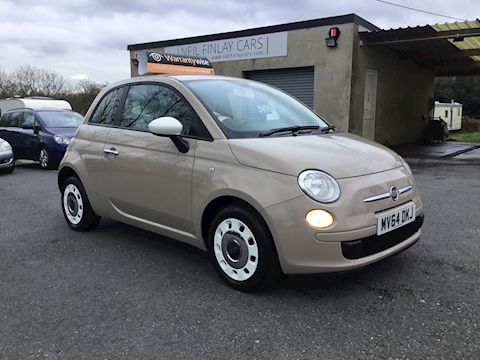 500 Colour Therapy Hatchback 1.2 Manual Petrol