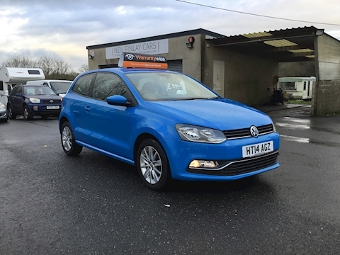 Polo Se Tdi Hatchback 1.4 Manual Diesel