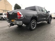 Hilux Invincible X 4Wd D-4D Dcb 2.4 5dr Light 4X4 Utility Automatic Diesel