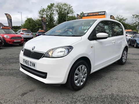 Citigo Se Mpi Hatchback 1.0 Manual Petrol