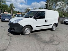 Combo 2000 L1h1 Cdti Panel Van 1.2 Manual Diesel