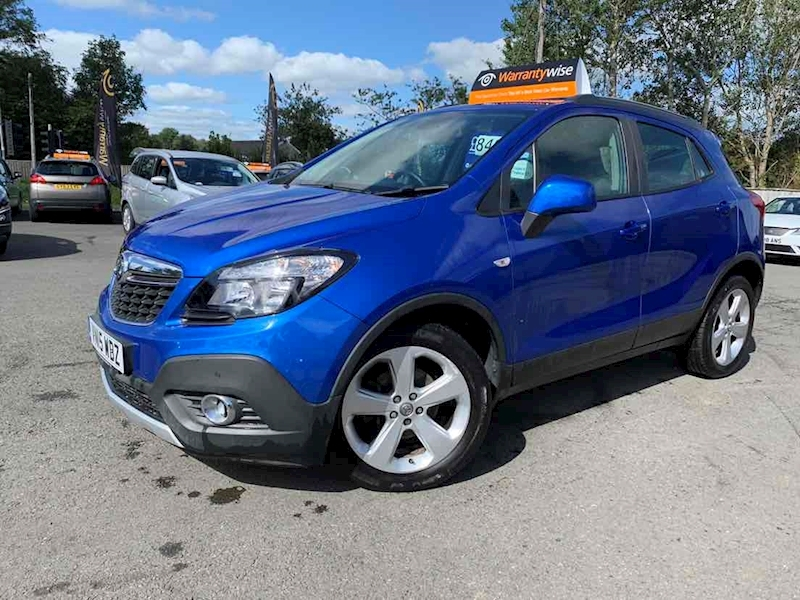 Vauxhall Mokka Exclusiv S/S Hatchback 1.6 Manual Petrol