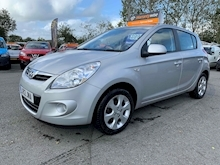 I20 Comfort Hatchback 1.2 Manual Petrol