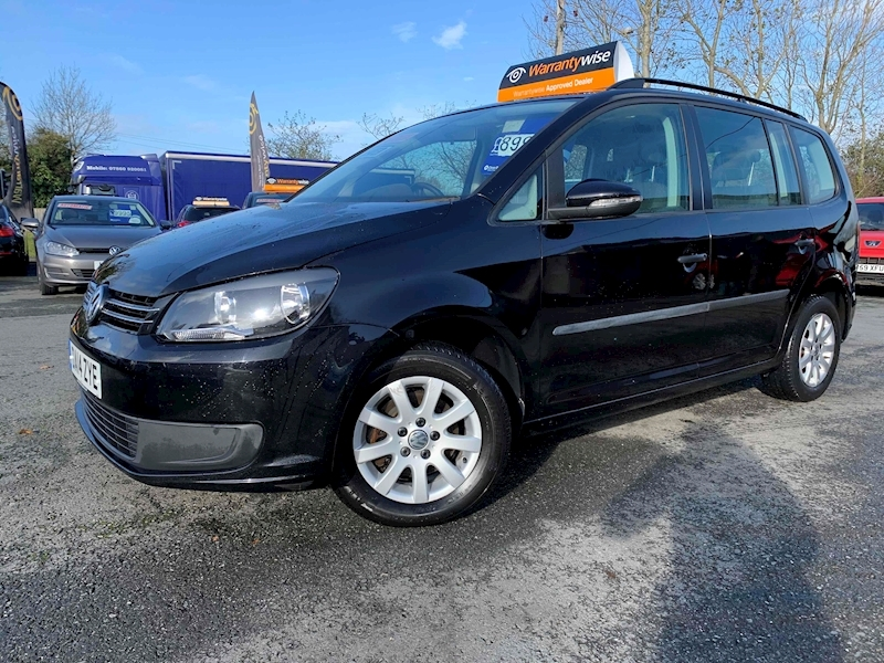 Volkswagen Touran S Tdi Bluemotion Technology Mpv 1.6 Manual Diesel
